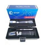 Refractometru Brix & Alcool, 0~25% Vol, 0~40% Brix